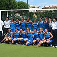 Les Blue Belles Girls version Coupe des Alpes 2007